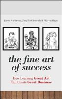 The Fine Art of Success PDF