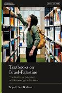 Textbooks on Israel-Palestine