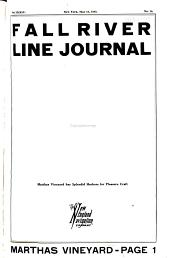 Fall River Line Journal: Volumes 34-35