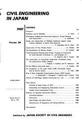 Civil Engineering in Japan PDF
