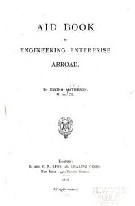 Aid Book to Engineering Enterprise Abroad PDF