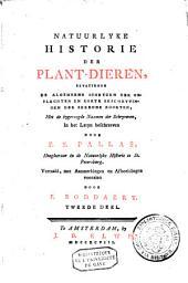 Natuurlyke historie der plant dieren... vertaald, met aanmerkingen voorzien door P. Boddaert: Volume 2