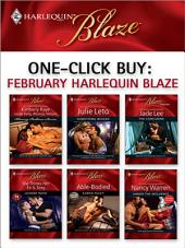 One-Click Buy: February 2009 Harlequin Blaze: Something Wicked\The Concubine\She Thinks Her Ex Is Sexy...\Able-Bodied\Under the Influence