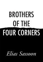 Brothers of the Four Corners PDF