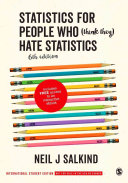 Statistics for People Who  Think They  Hate Statistics  International Student Edition  PDF