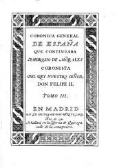 Coronica General De España: Volumen 3
