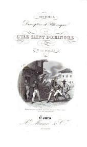 Histoire descriptive et pittoresque de Saint-Domingue (Haïti)