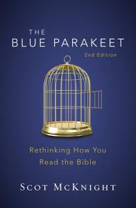 The Blue Parakeet  2nd Edition Book