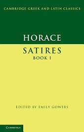 Horace: Satires: Book 1