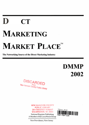 Direct Marketing Market Place