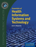 Essentials of Health Information Systems and Technology PDF