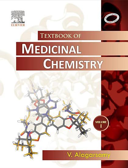 Textbook of Medicinal Chemistry Vol I   E Book PDF