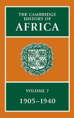 The Cambridge History of Africa PDF