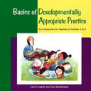 Basics Of Developmentally Appropriate Practice Book PDF