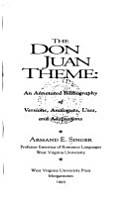 The Don Juan Theme PDF