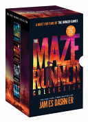 The Maze Runner Collection Book