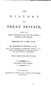 The History of Great Britain: Volume 1