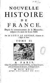 Nouvelle Histoire de France: Volume3