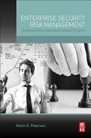 Enterprise Security Risk Management PDF
