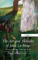 The Art and Thought of John La Farge PDF