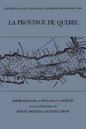 Le province de Quebec