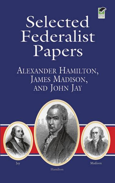 Download Selected Federalist Papers Book