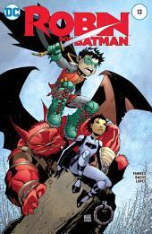 Robin: Son of Batman (2015-) #13