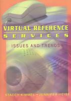 Virtual Reference Services PDF