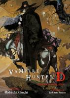 Vampire Hunter D Omnibus  Book One PDF