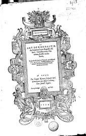 L' Architecture et art de bien bastir du Seigneur Leon Baptiste Albert... traduicts de latin en français par deffunct Ian Martin...