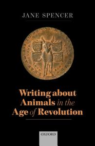 Writing about Animals in the Age of Revolution PDF