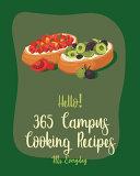 Hello 365 Campus Cooking Recipes Book PDF
