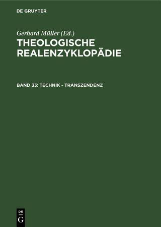 Technik   Transzendenz PDF