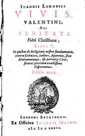 De Veritate fidei christianae libri V