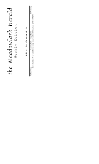 Volume 1 Week 4   July 2  2010 PDF