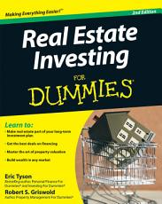 Real Estate Investing For Dummies PDF