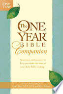 The One Year Bible Companion Book