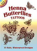 Henna Butterflies Tattoos