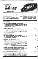 Galaxy Science Fiction Book PDF