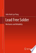 Lead Free Solder