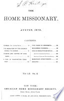 The Home Missionary Book PDF