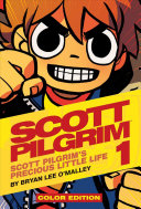 link to Scott Pilgrim in the TCC library catalog