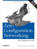 Zero Configuration Networking