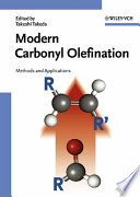 Modern Carbonyl Olefination
