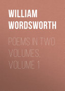 Poems in Two Volumes