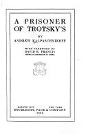 A Prisoner of Trotsky s
