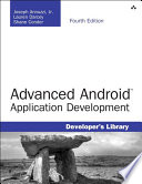 Advanced Android Application Development Book