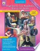 Amazing Kids  Grades 4   8 Book PDF