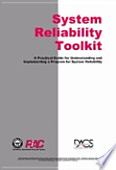 System Reliability Toolkit