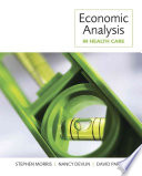 Economic Analysis In Health Care Book